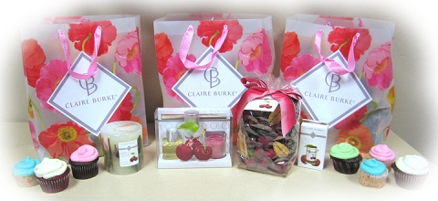 Claire Burke Gift Bags