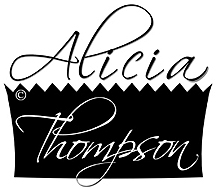 Alicia Thompson Logo